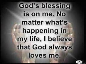 gods-blessing-is-on-me